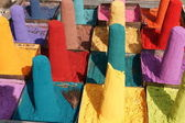 Colors Of India — Stock Photo
