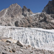 Stock Photo: Pristine HimalayGlacier