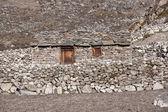 Himalayan Farmhouse — Stock Photo