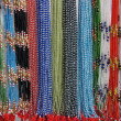 Stock Photo: Coloful Necklaces