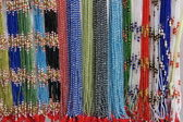 Coloful halsband — Stockfoto
