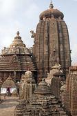 Lingaraja Hindu Temple In Orissa — Stock Photo