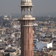 Stock Photo: Minaret of Friday Mosque