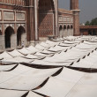 Old Delhi Mosque — Stock Photo #9201370