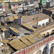 Rooftops of Old Delhi - Stock Photo