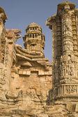 Hindu Victory Tower — Stock Photo
