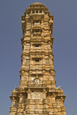Ancient Hindu Victory Tower — Stock Photo