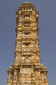 Ancient Hindu Victory Tower — Stock Photo