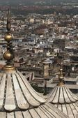 Domes of the Friday Mosque — Stock Photo