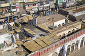 Rooftops of Old Delhi — Stock Photo