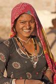 Señora tribal — Foto de Stock