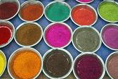 Religious Powders — Stock Photo