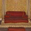 Royalty-Free Stock Photo: Seat for a Maharajah