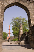 Daulatabad Fort, India — Stock Photo