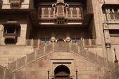 Entrée du fort de junagarh — Photo