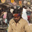 Old Delhi Street Scene — Stock Photo