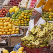 Fruit Seller — Stock Photo