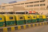 New Delhi Station — Stock Photo