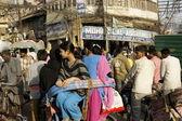 Velha delhi — Fotografia Stock