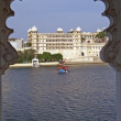 Framed Indian Palace — Stock Photo
