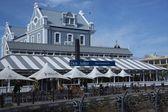 Cape Town Restaurant — Stock Photo