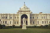 Victorian Monument in Kolkata — Stock Photo