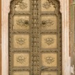 Rajput Style Door — Stock Photo