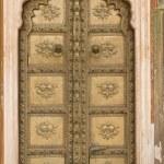 Rajput Style Door — Stock Photo #9807377