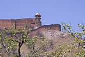 Ancient Indian Fort — Stock Photo