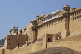 Imposing Amber Fort — Stock Photo