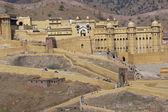 янтарный форт — Стоковое фото
