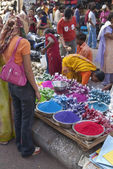 Hindu Festival of Holi — ストック写真