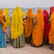 Colors of Rajasthan - Stock Photo
