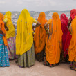 Stock Photo: Colors of Rajasthan