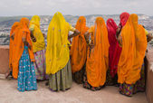 Colors of Rajasthan — Stock Photo
