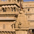 Inside Jaisalmer Fort — Foto de Stock