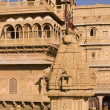Stock Photo: Inside Jaisalmer Fort