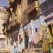 Stock Photo: Jaisalmer Street Scene
