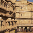 Stock Photo: Jaisalmer Fort