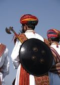 Rajasthani Man — Stock Photo