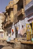 Jaisalmer Street Scene — Stock Photo