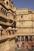 форт джайсалмера — Стоковое фото