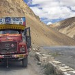 Colorful Indian Truck — Stock Photo
