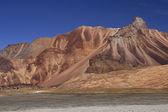Arid Mountains of Ladakh — Stock Photo