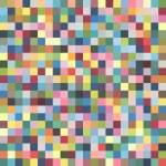 Постер, плакат: Pixel pattern