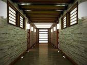 Hallen — Stockfoto