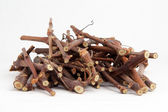 Twigs of wood — Stock Photo