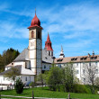 Weissenstein's church - Stock Photo