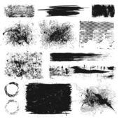 Grunge design elements — Stock Vector