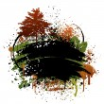 Autumn grunge design — Stock Vector #7986480